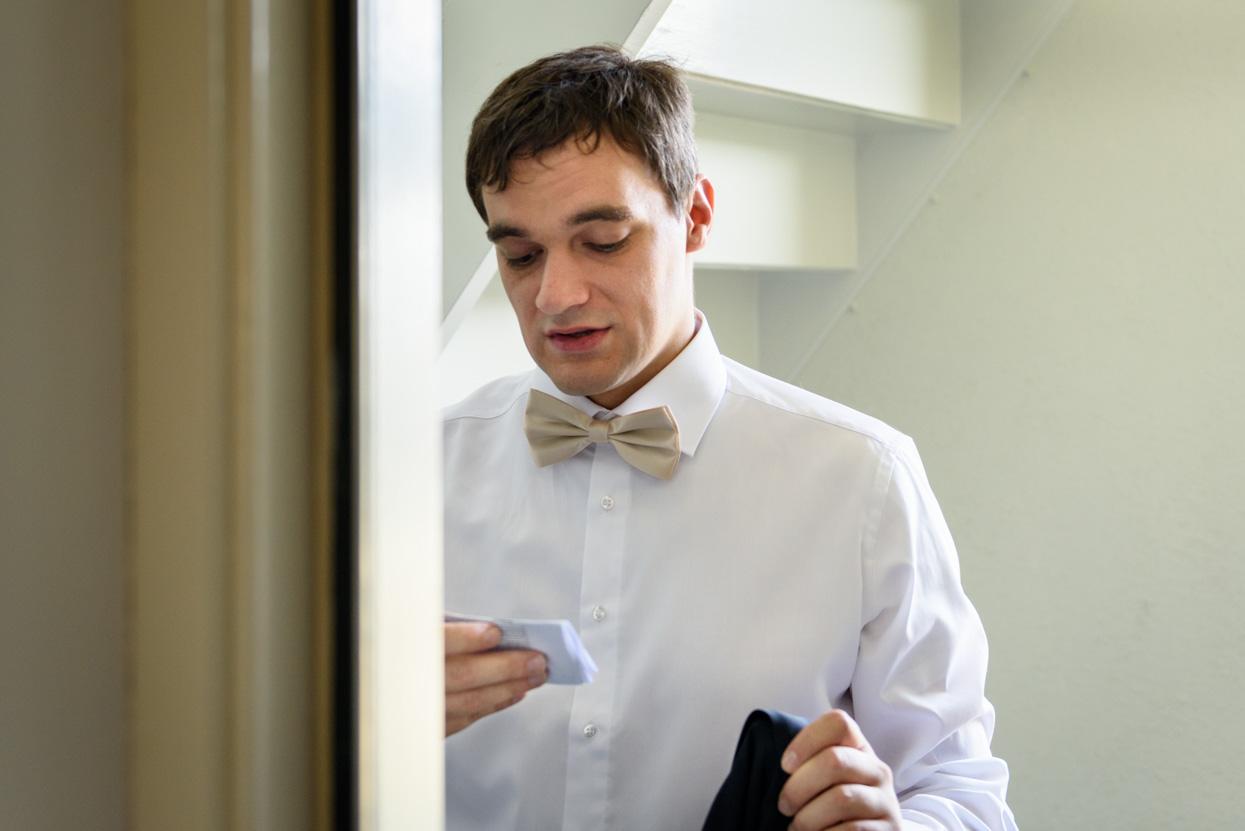 Voorbereidingen bruiloft Eindhoven Achelse Kluis