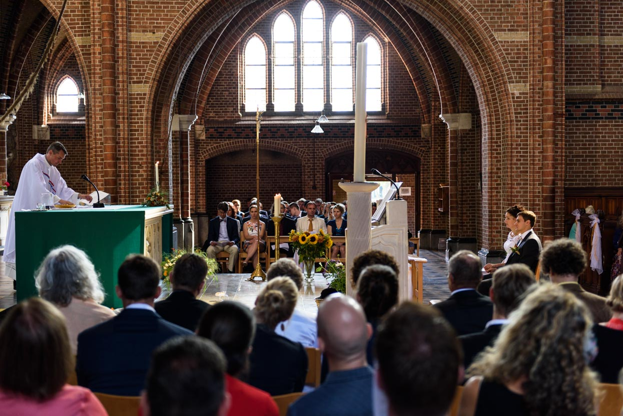 Huwelijksinzegening bruiloft Eindhoven Achelse Kluis