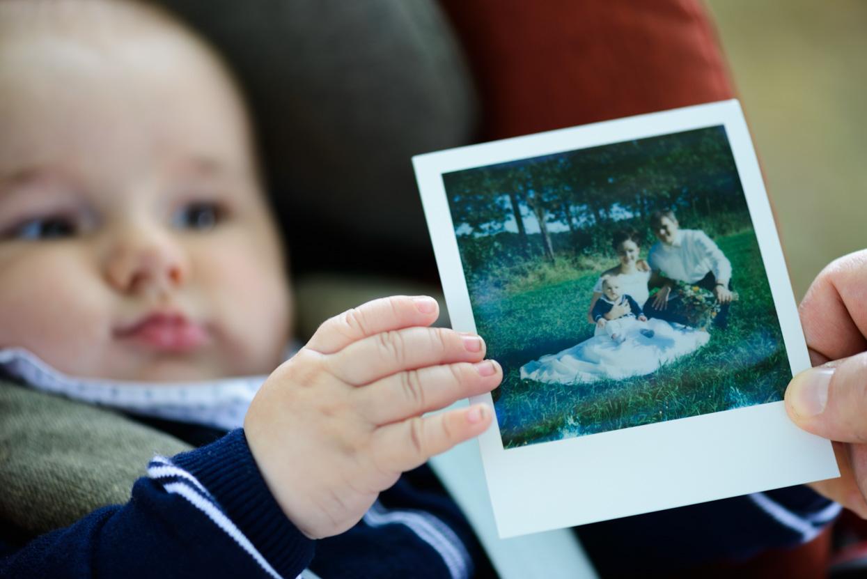 Polaroid fotografie bruiloft Eindhoven Achelse Kluis