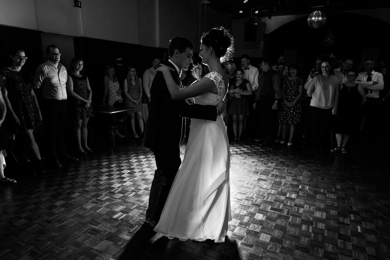 Openingsdans bruiloft Eindhoven Achelse Kluis