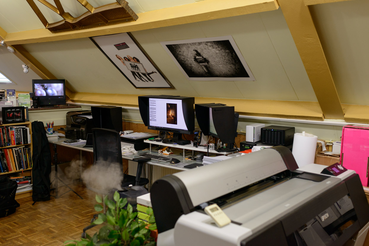 Workshop Colormanagement & Fine-Art Print