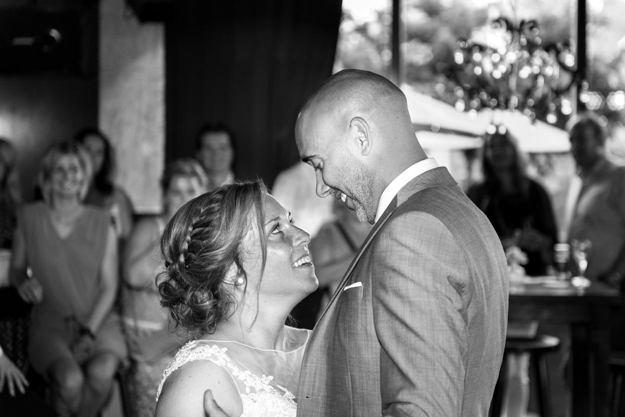 Bruidsfotografie Geldrop Cocody: de bruiloft van Linda + Michael