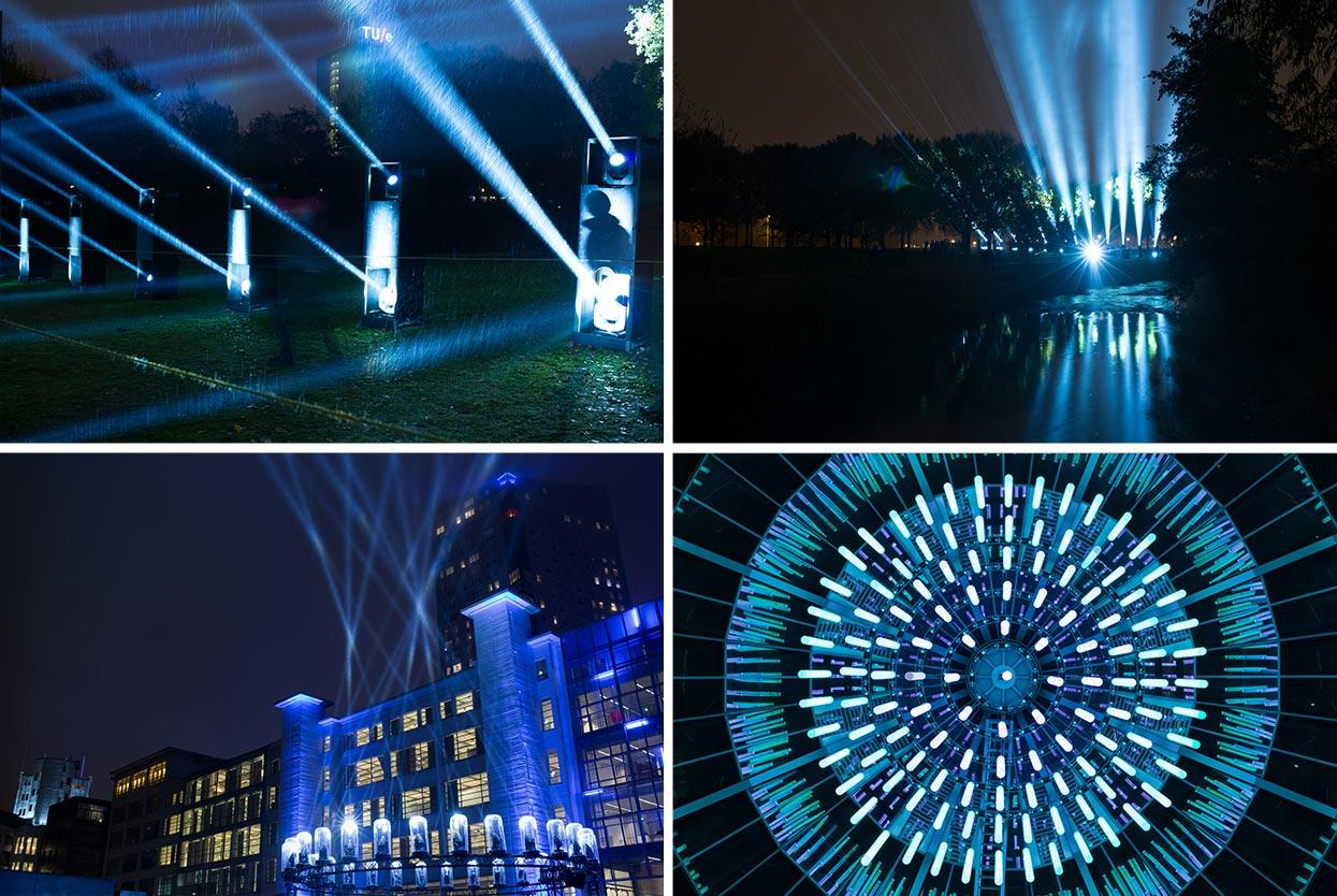 Nachtfotografie Eindhoven