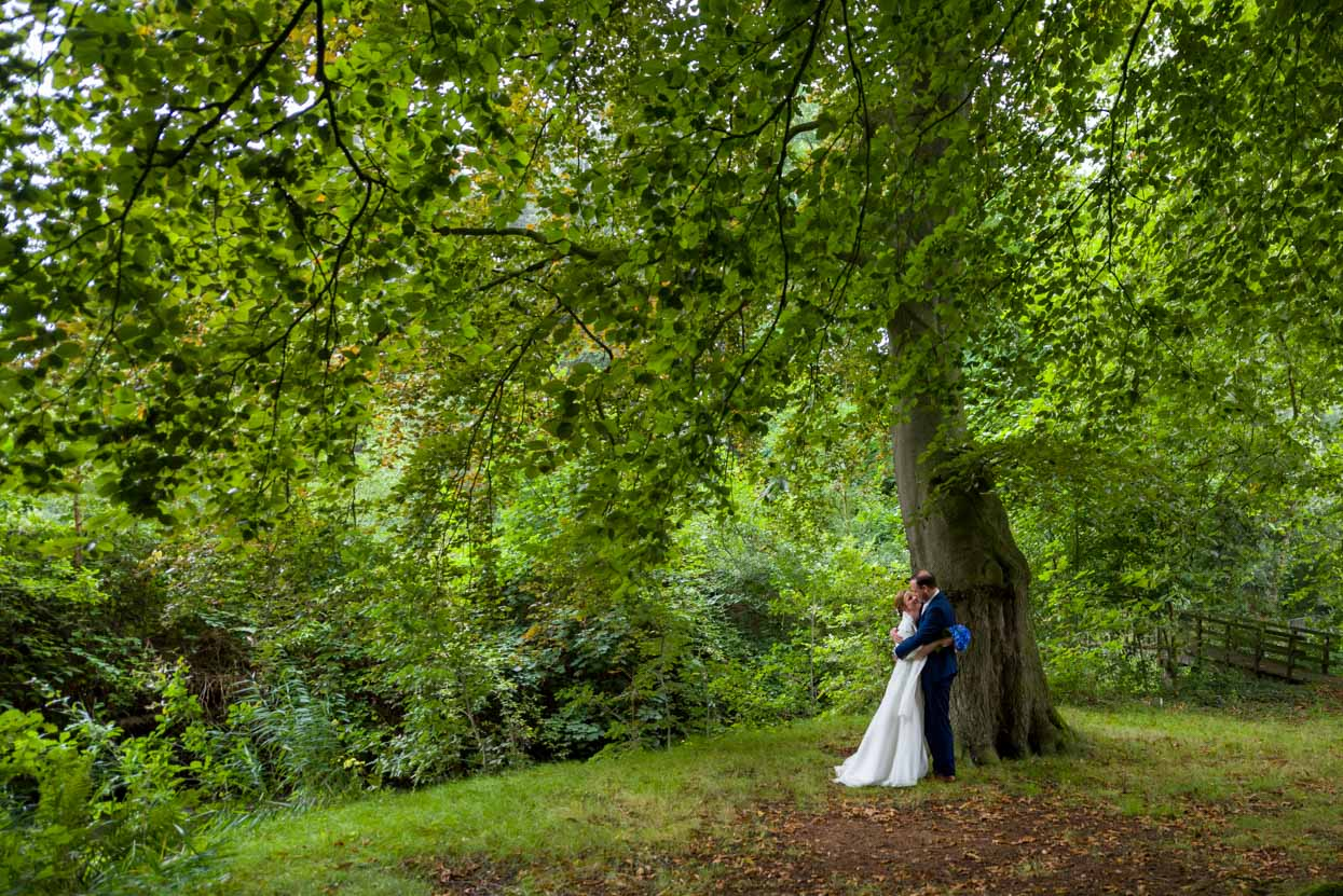 Bruiloft Genneper Parken Eindhoven