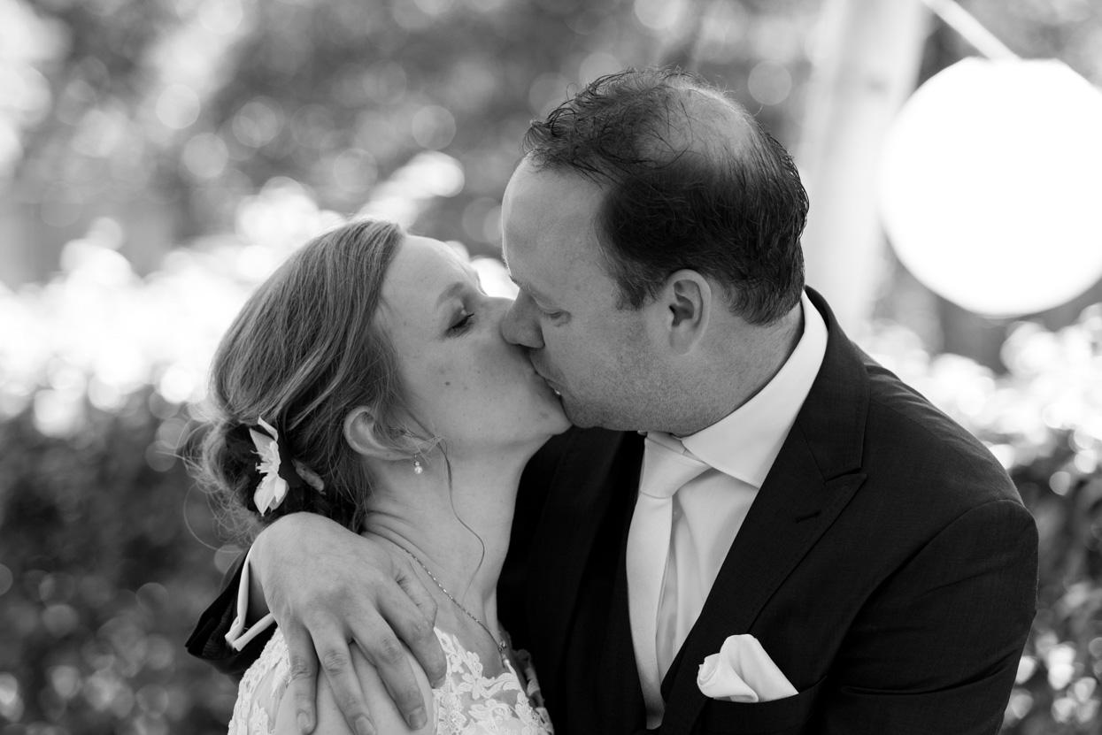 Bruidsfotografie Eindhoven Genneper Parken: de bruiloft van Elke + Erik