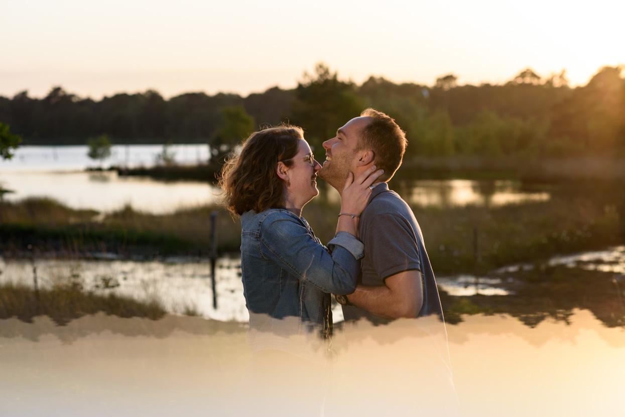 Bruidsfotografie Sint Oedenrode Loveshoot
