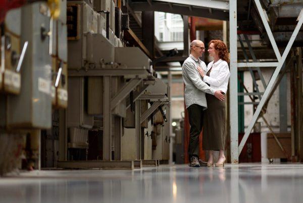 Loveshoot Koekbouw Bruidsfotografie Veghel Industrieel