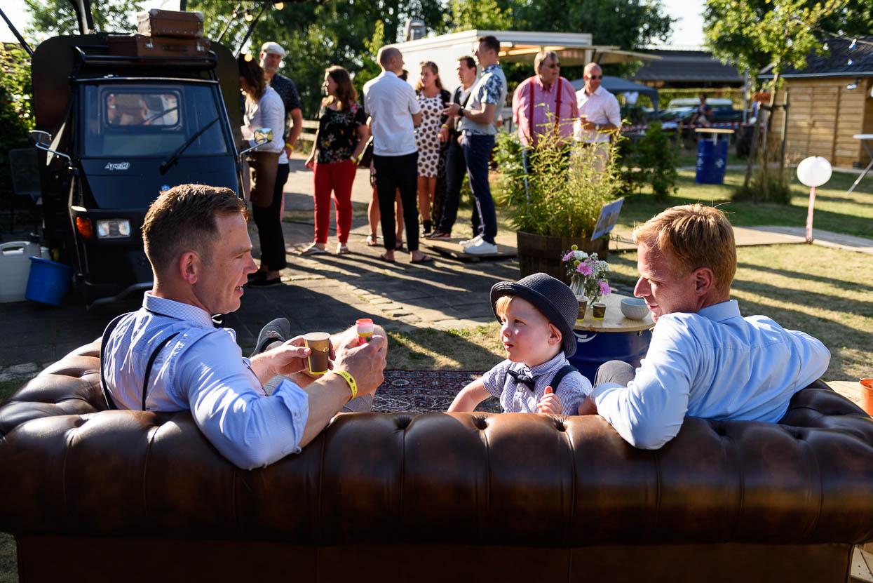 Barista op je bruiloft