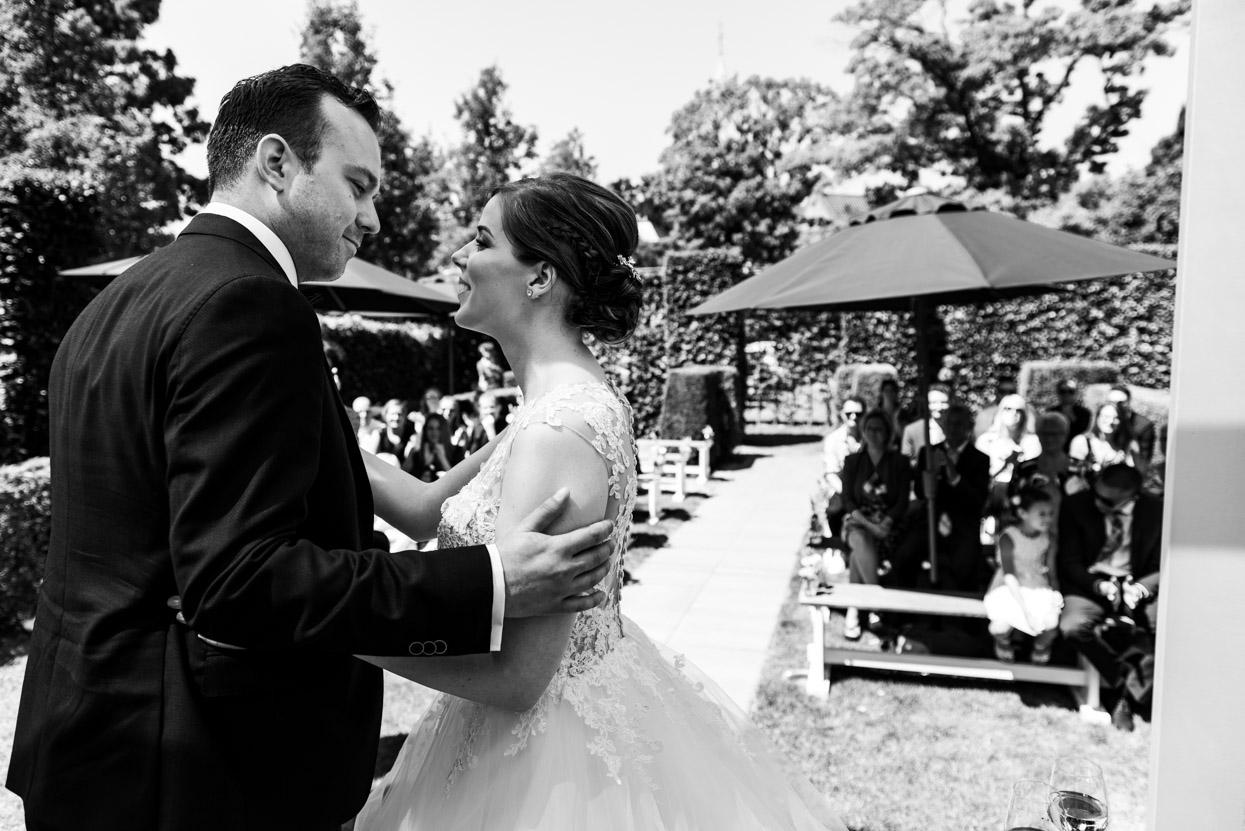 Trouwen in Heeze: de bruiloft van Elle + Mark