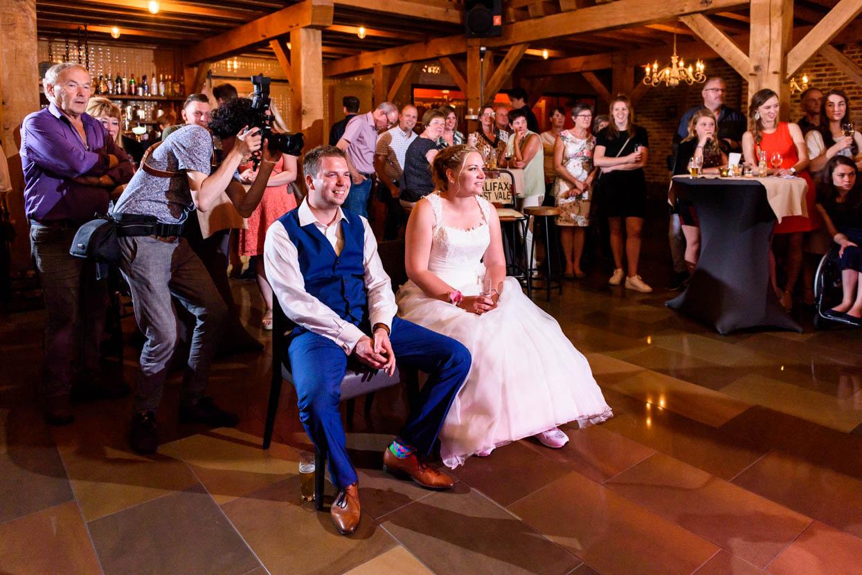 Bruidsfotografie werkwijze