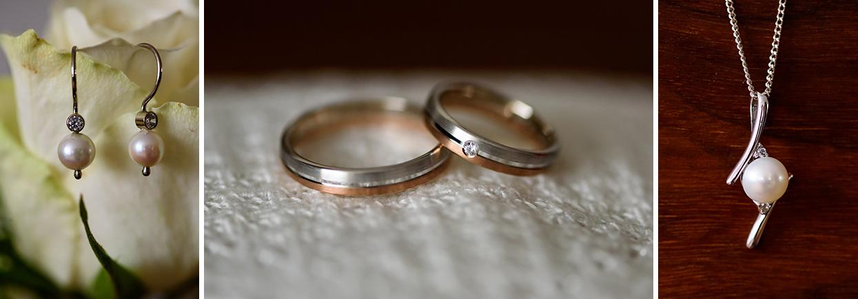 Details op je trouwdag