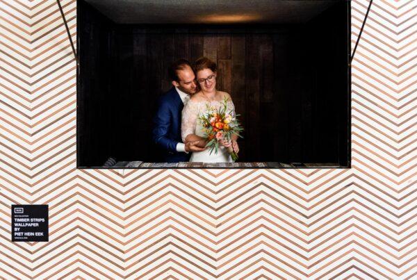 Bruidsreportage Piet Hein Eek