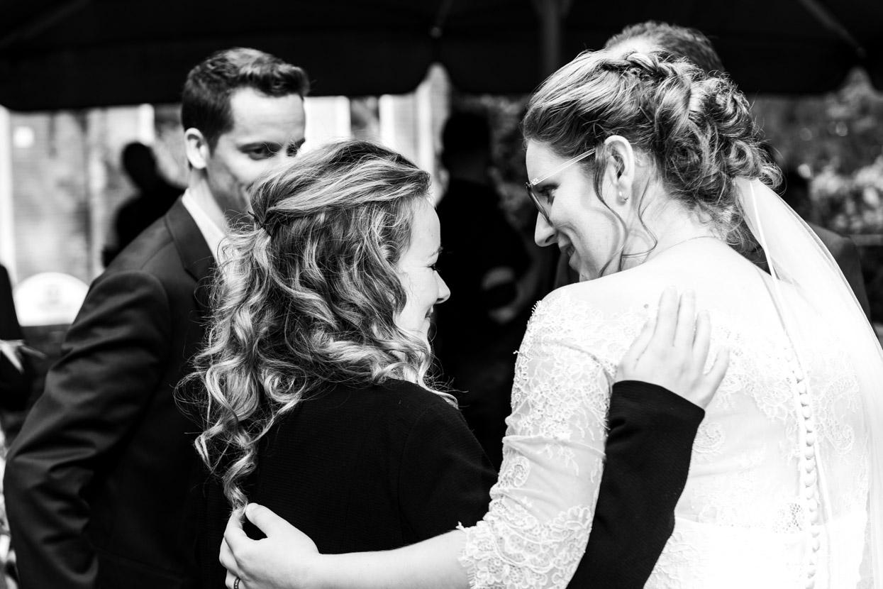 Spontane momenten op je bruiloft