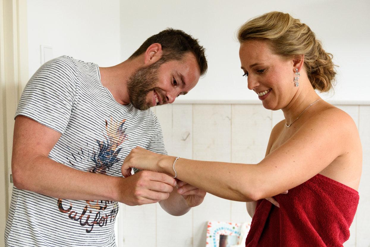 trouwen in scheveningen