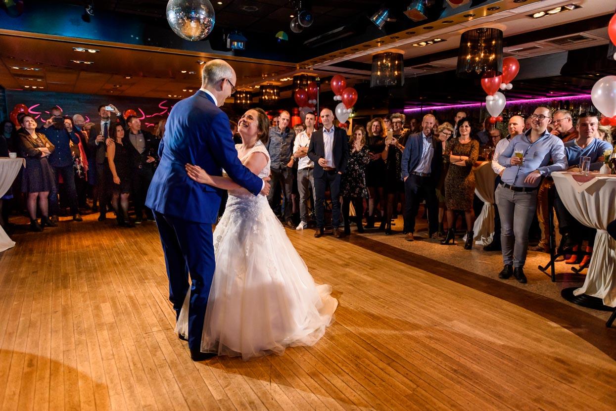 Openingsdans trouwdag in Brabant
