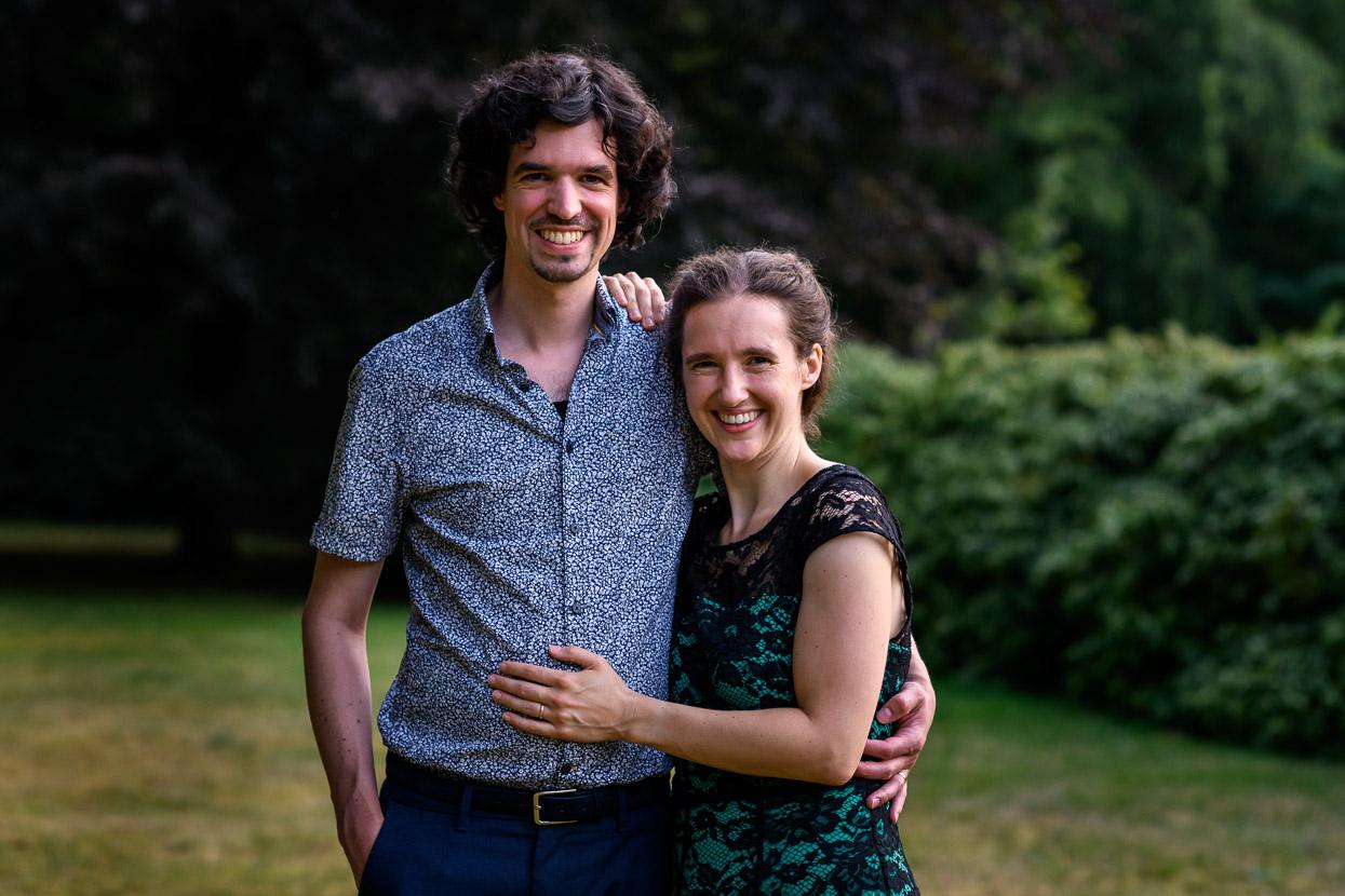 Bruidsfotografen Edward en Elke