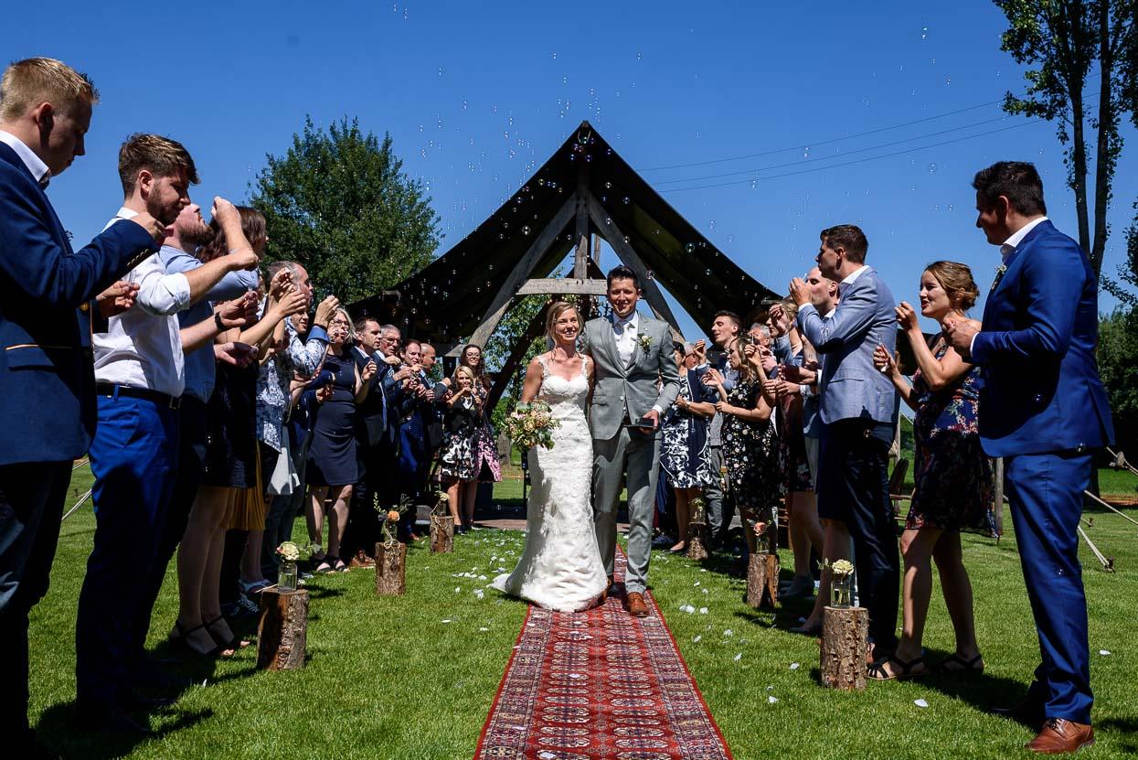 bruidsfotografie trouwdag