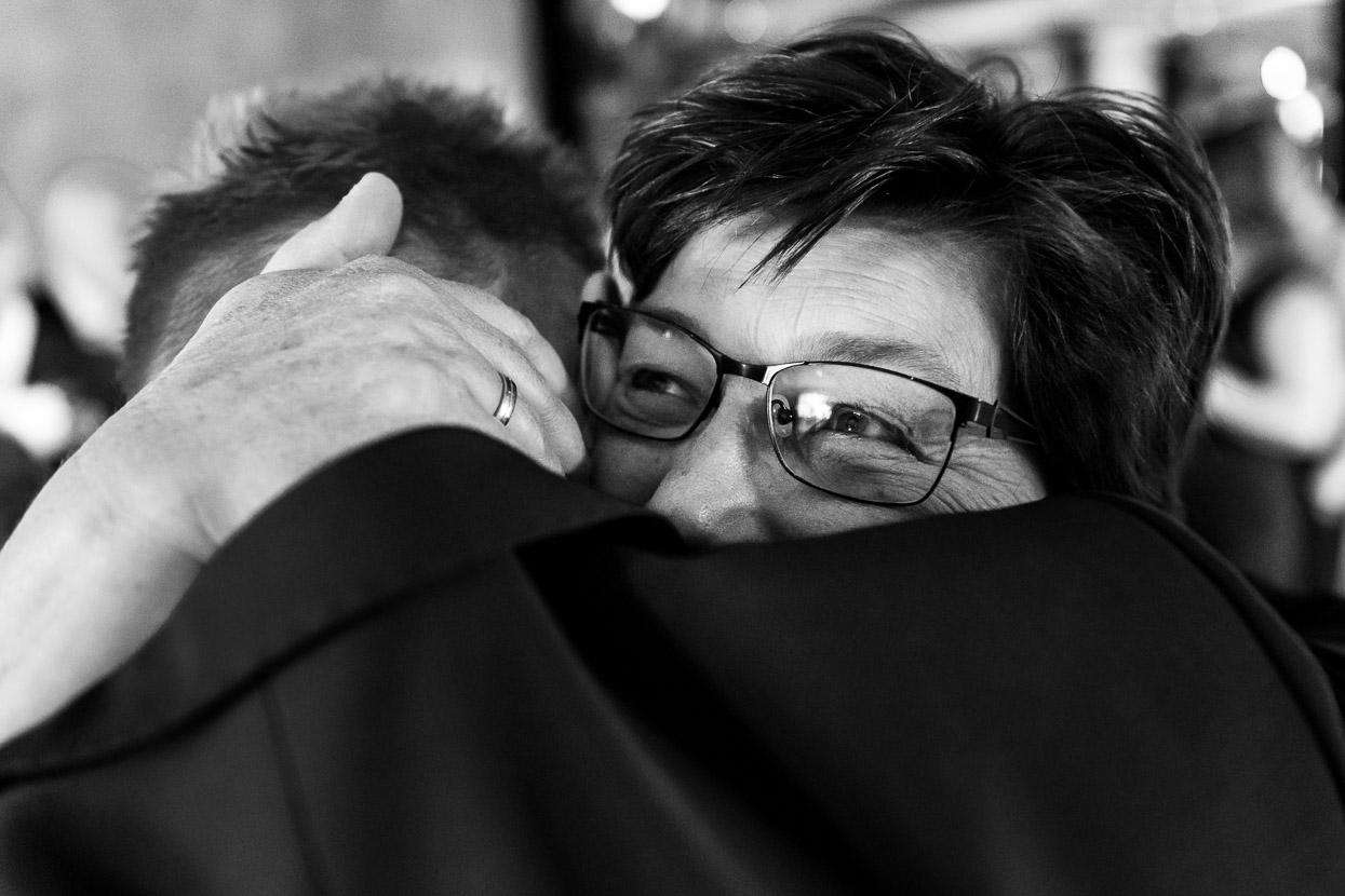 knuffels voor het bruidspaar