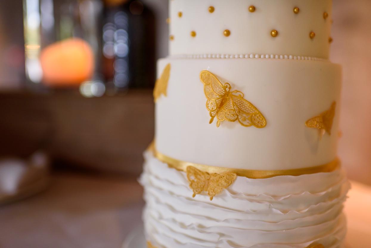 taart van Sweetcornerzeist