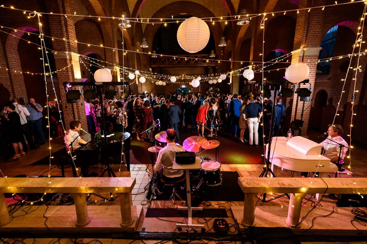 live muziek bruiloft pumpin pianos