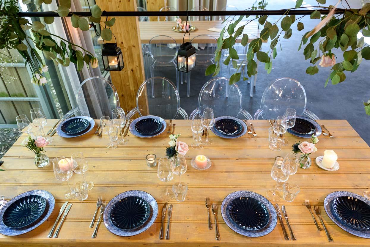 Styling diner Kasteelhoeve Geldrop