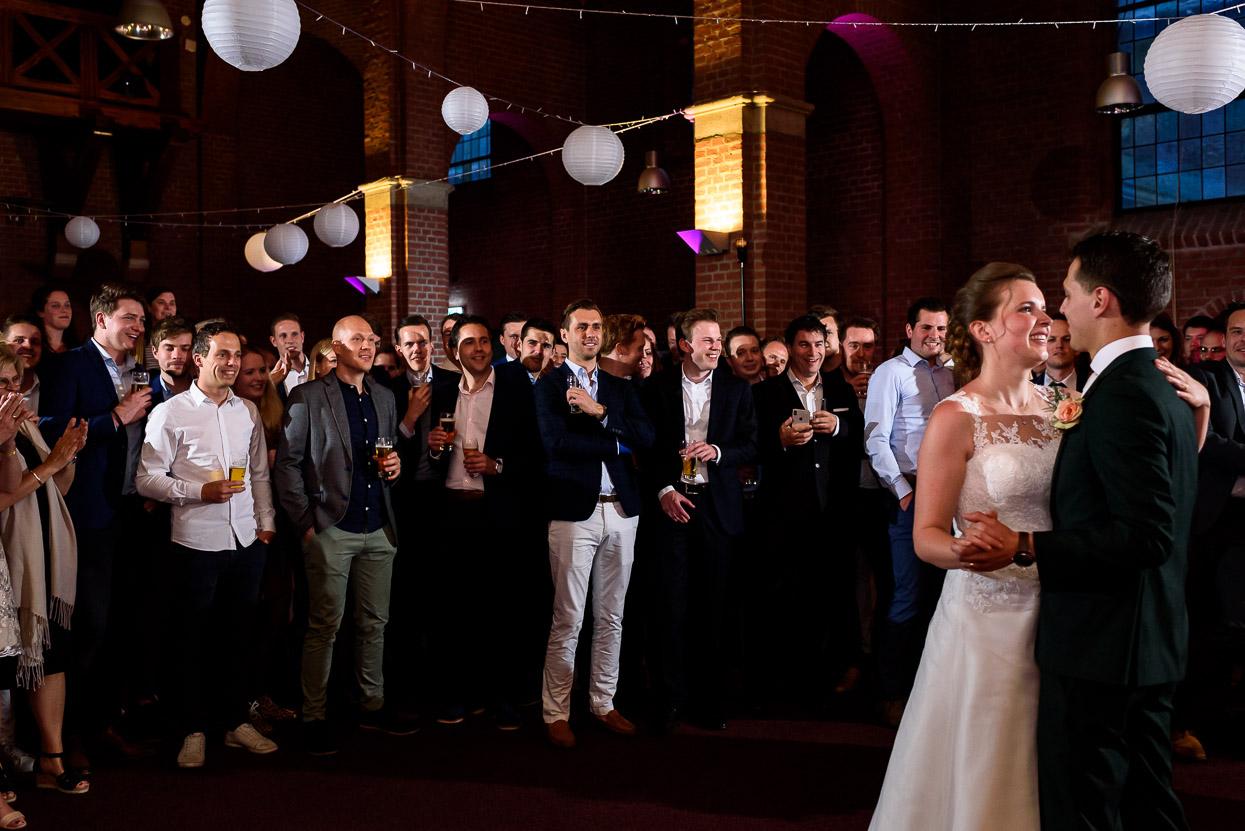 openingsdans op je trouwdag