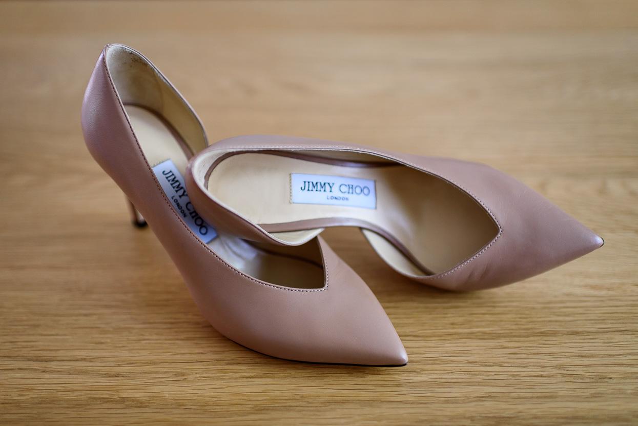 schoenen van Jimmy Choo
