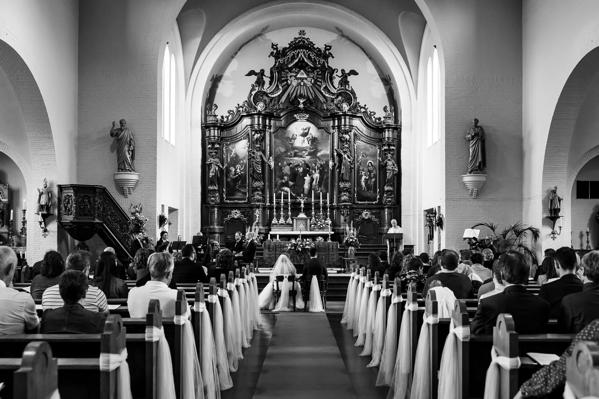 fotograaf kerkelijk huwelijk
