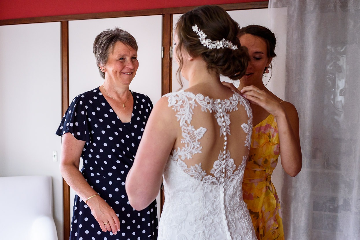 voorbereidingen bruiloft fotograferen