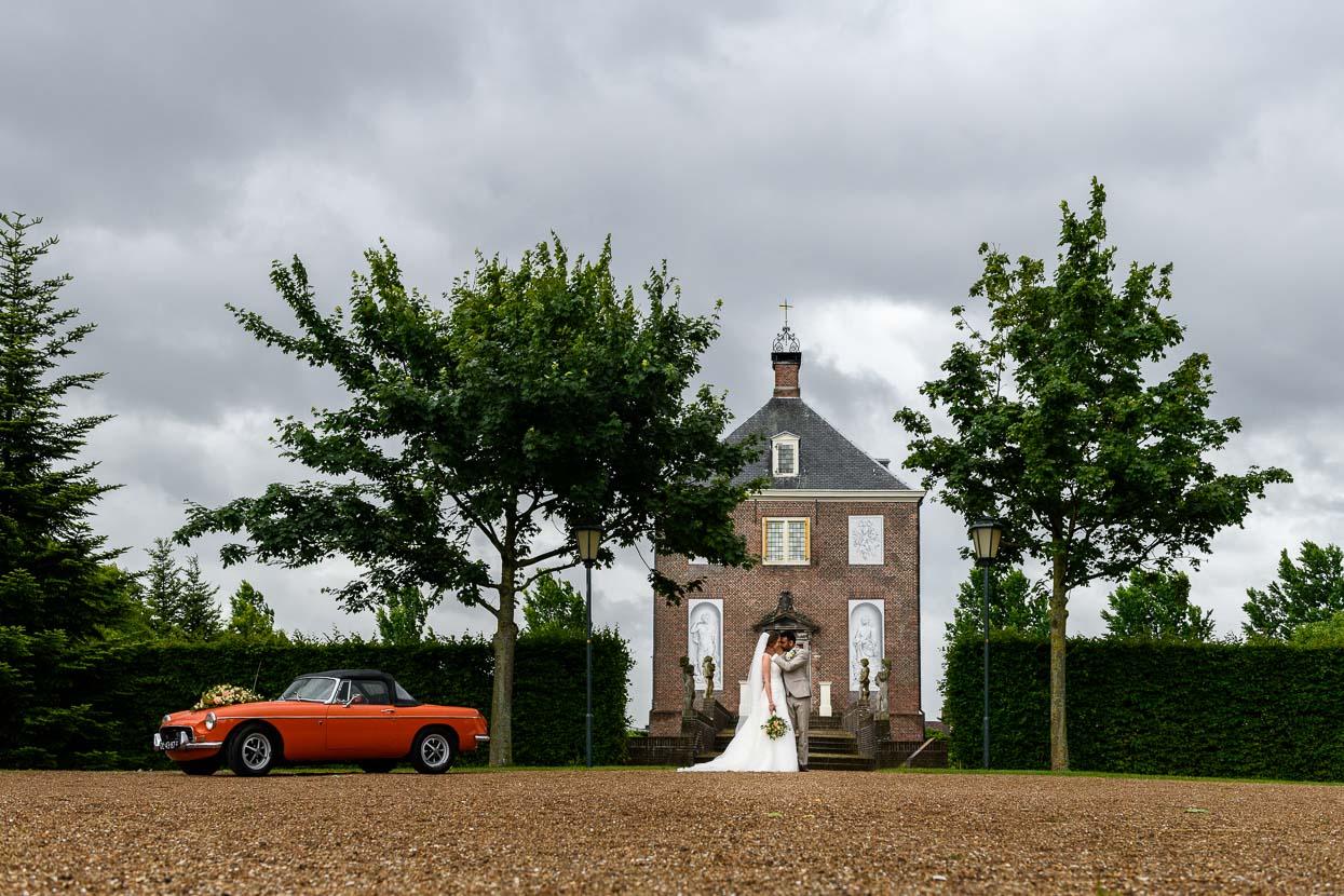 trouwfoto's museum hofwijck