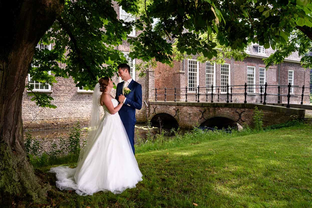 bruidsreportage kasteel heeze
