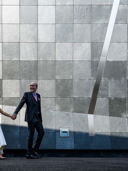 bruidsfotografie van abbemusem eindhoven