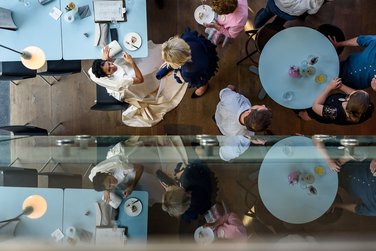 bruiloft bij museumcafé karel1
