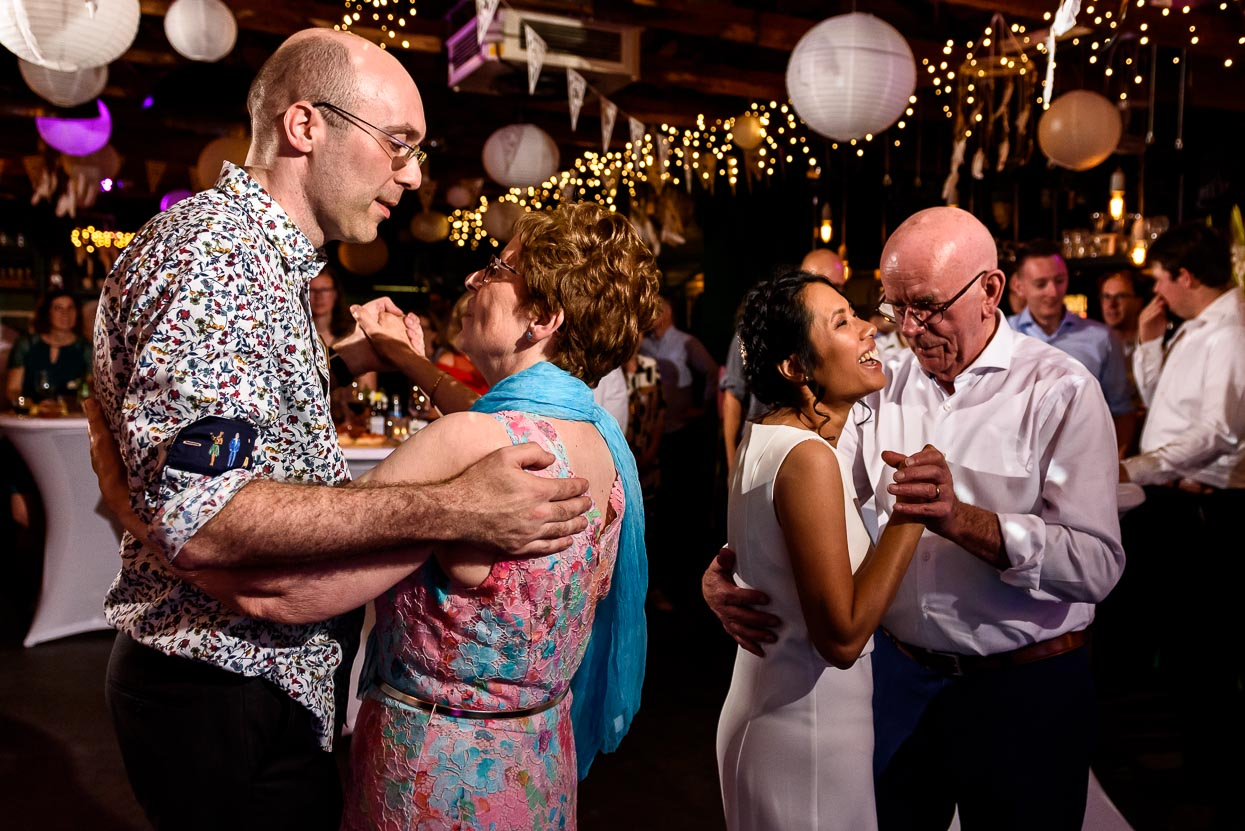 openingsdans bruiloft genneper parken eindhoven