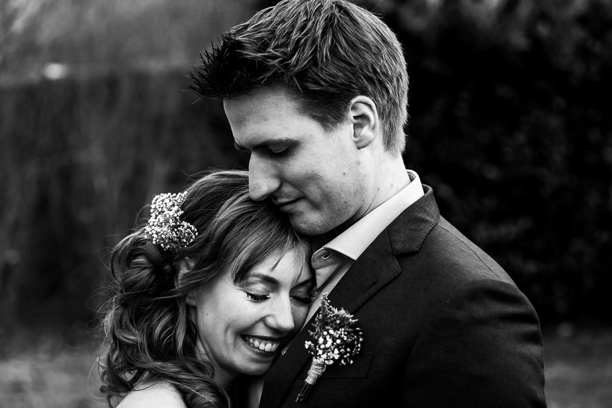 shoot met bruidspaar