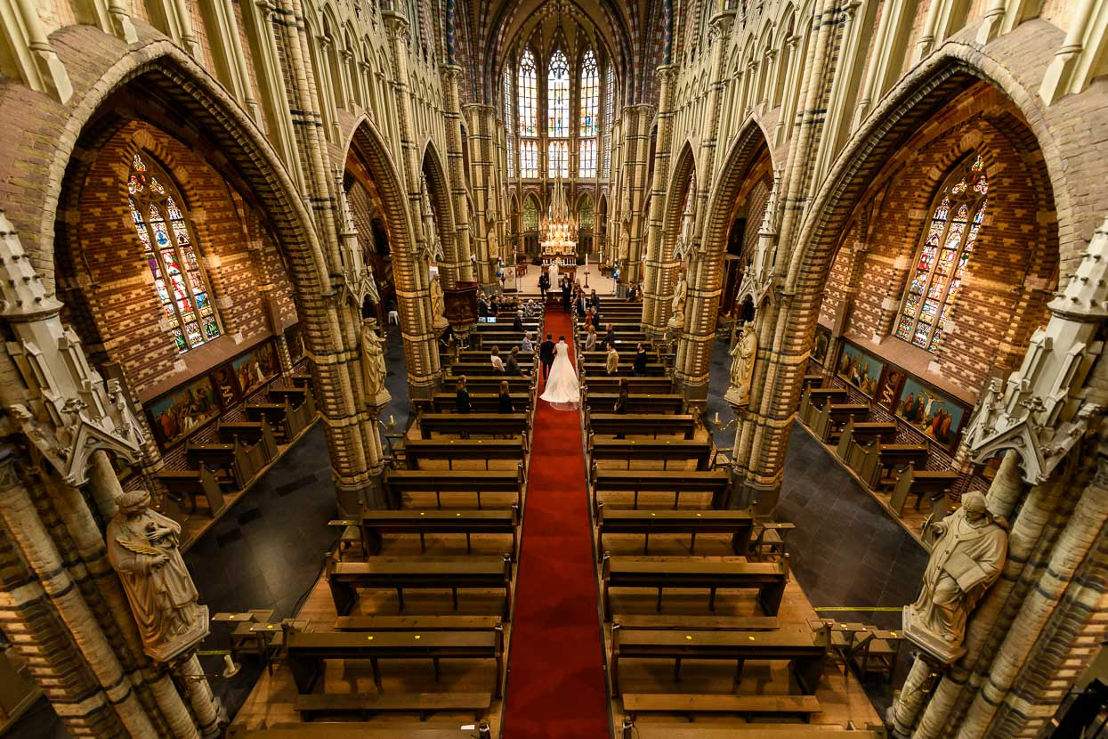 trouwen tijdens corona kerkelijk huwelijk