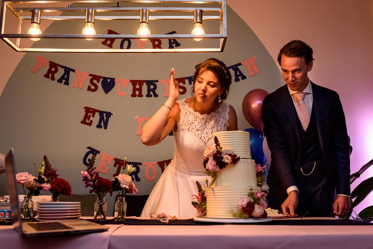 trouwen tijdens corona videobellen