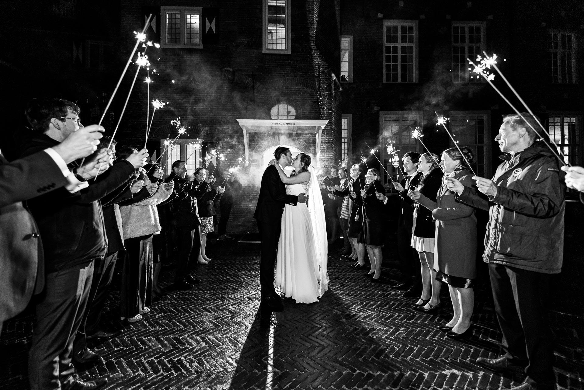 sparkle exit trouwen kasteel maurick