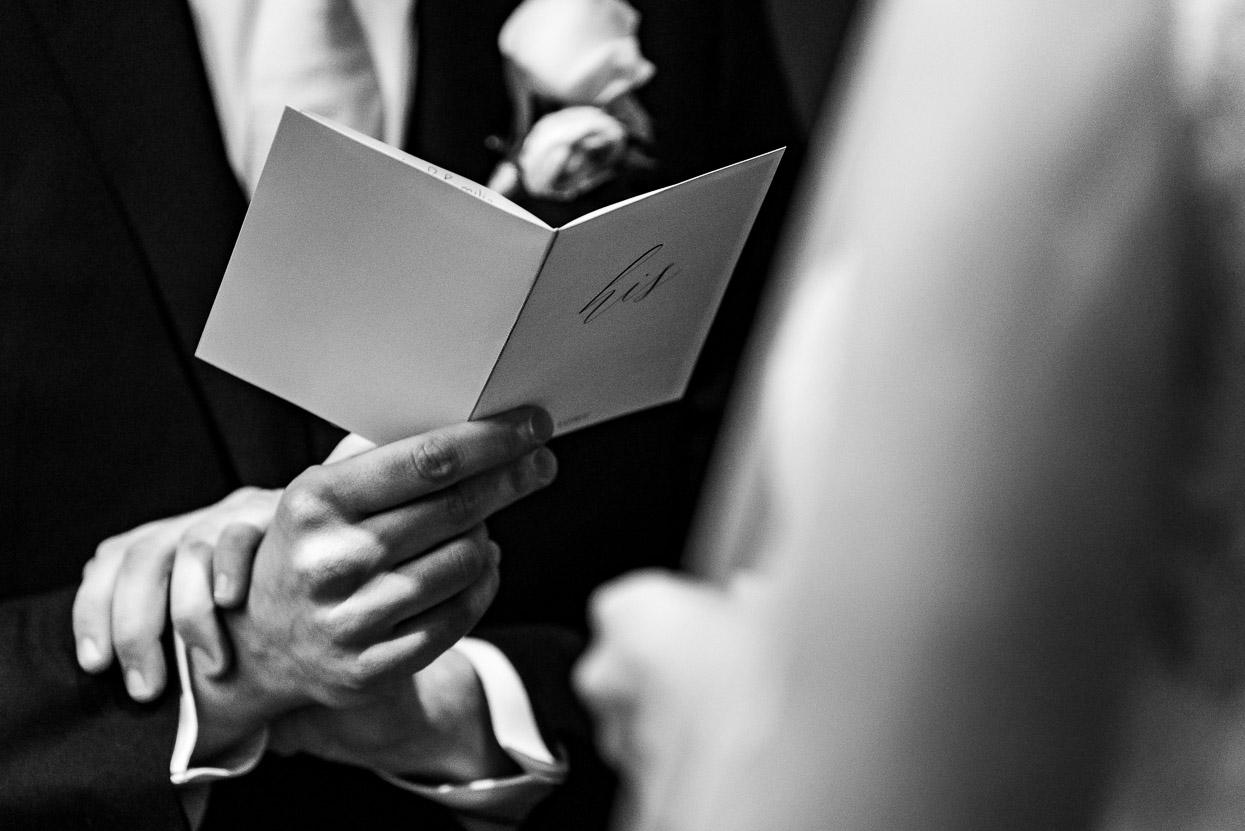 beloften van de bruidegom