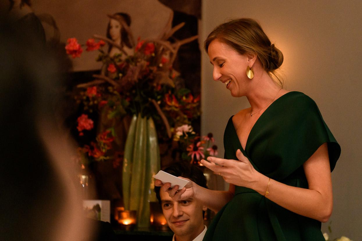 speech zus van de bruid